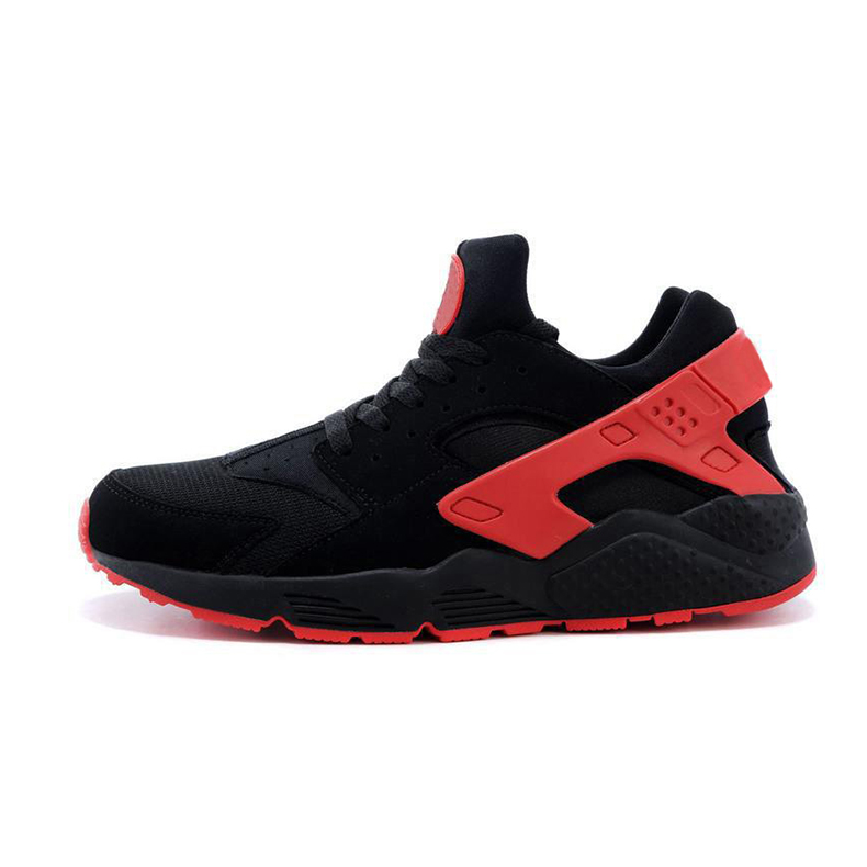 3df6a0495af 2018 gold Huarache 4.0 IV 1.0 Running Shoes Classical Triple White Black  red men women Max Huarache Shoes Air sports Sneakers -in Running Shoes from  Sports ...