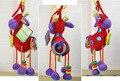 Baby toys Plush Doll Animal Baby Rattle Kids 20 pc / set
