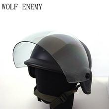 Спецназ страйкбол м88 стиль PASGT шлем с козырьком военная игра шлем тактические аксессуары