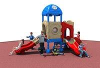 CE/TUV/SGS развлекательный семейный/школьный открытый пластиковый инвентарь для игровой площадки парк горка структура YLW-OUT171121