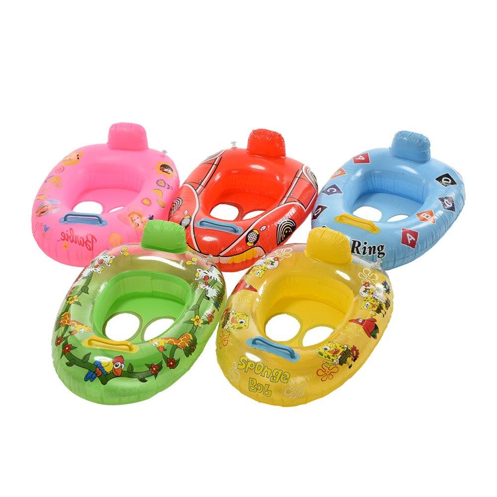 Baby Boys Girls Cute Cartoon Swim Pool Water Sports