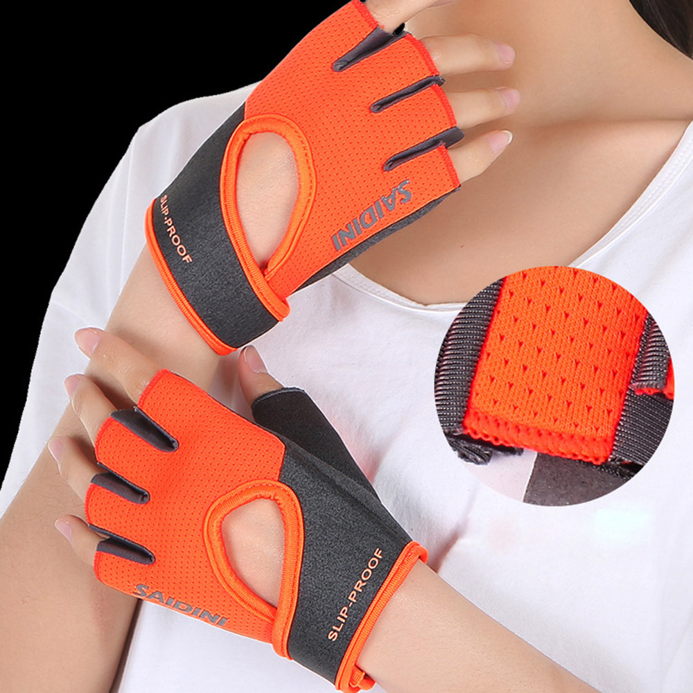 Hot Sale] Body Building Gym Training Fitness WeightLifting Gloves