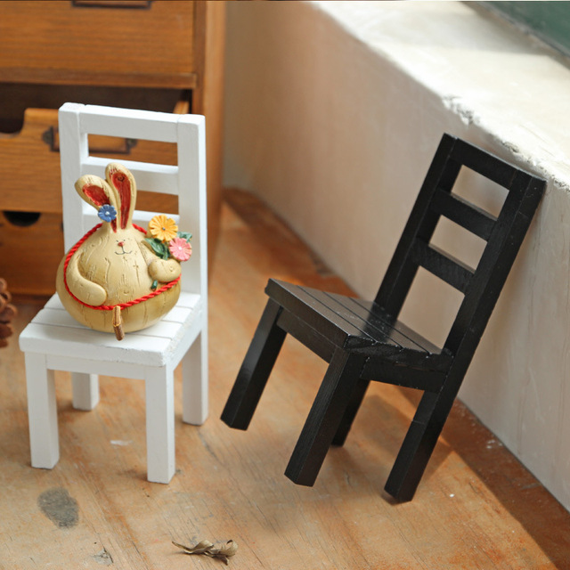 Home Decoration Mini Furniture Decorative Crafts Photographed Background Chairs Miniature Ornaments & Home Decoration Mini Furniture Decorative Crafts Photographed ...