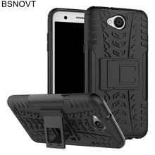 For LG X Power 2 Case TPU +Hard Plastic Anti-knock Cover K10 / LV7 BSNOVT