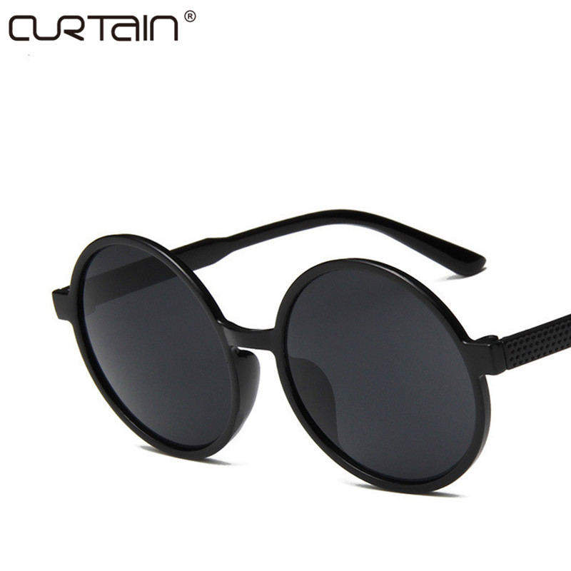 Hot Vintage Round Lens Sunglasses Wanita Classic Gafas Oculos Retro Coating Sun Glasses Goggles Eyeglasses UV400