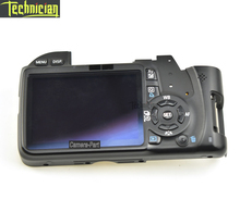 550D Rear Back Cover Case with LCD and Flex Cable  Button Camera Repair Part For Canon
