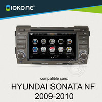 IOKONE Car Video Player For Hyundai Sonata NF 2009 2010 With Radio Bluetooth GPS IPod Steering