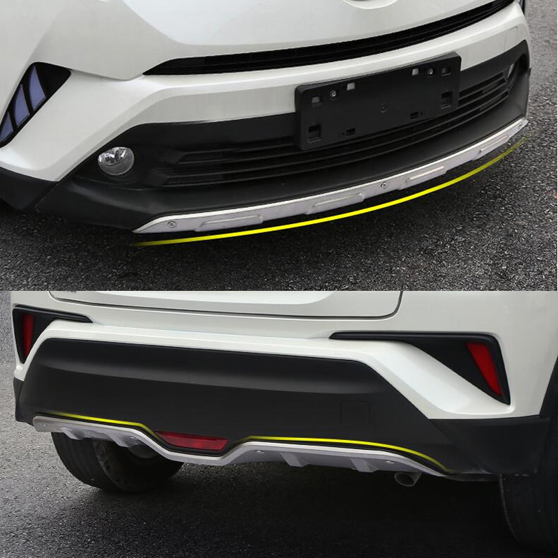 Fit For Toyota Chr C Hr Izoa 2017 2018 2019 Front Rear