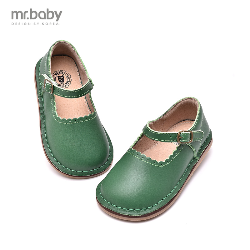Mr.baby spring and autumn new Korean version of the simple wild girls shoes