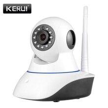 720 P безопасности сети видеонаблюдения Wi-Fi Камеры Скрытого видеонаблюдения Беспроводной HD Безопасности IP Камера ИК Ночное видение маленьких Мониторы локальной сигнализации