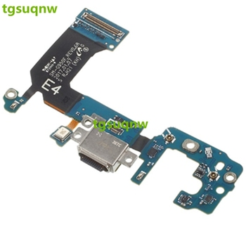 10 pieces/lot USB Charger Plug Flex Cable For Samsung Galaxy S8 G950 G950F G950U Dock Connector USB Charging Port Flex Cable