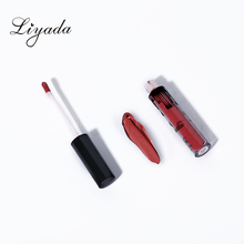 liyada Matte Liquid Lipstick tint lips Cosmetics waterproof lip gloss kilie lipstick mate lipstick nude makeup LipGloss Maquiage(China)