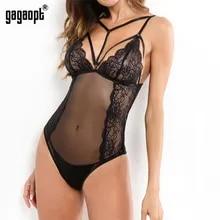 Fashion Lace Bodysuit