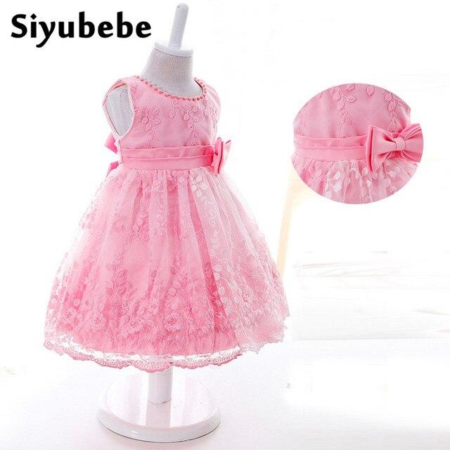 Vestido de La Manera Del Bebé recién nacido Bebe Bebé Cabritos de La  Muchacha Vestidos de 9f05854fc602