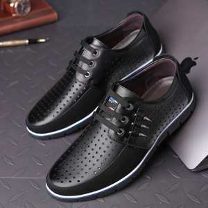 Image 3 - 2019 Men casual shoes flat fashion comfortable luxury male shoes adult #GY3595