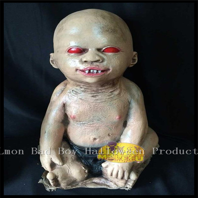 Baby Face Halloween Mask