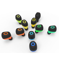 DOITOP 1 Pair In Ear Mini Bluetooth Sport Earbud Binaural Stereo Earphones HiFI Headset Earphone Handsfree