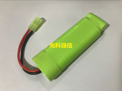 8.4V 2/3A 1500MAh NiMH Battery 18X32X104mm for toys image