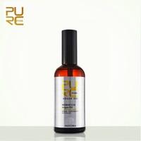 1x PURC Moroccan Argan Oil For Hair Care, Treats Hair Scalp, Protects Damaged Hair For Moisture Hair 100ml P14