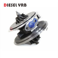 Turbocharger core GTB1746V 742110 0006 742110 0004 742110 4M5Q6K682AG turbo cartridge CHRA For Ford Focus II 1.8 TDCI LYNX 115HP