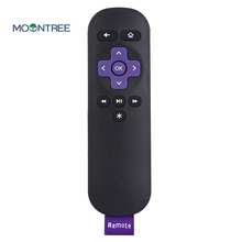 RK-4 Remote Control Replacement for Roku 1 2 3 4 LT HD XD XS XDS 11 Buttons Instant Replay