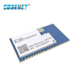 Image 3 - SX1280 100 мВт модуль LoRa 2,4 ГГц беспроводной приемопередатчик E28 2G4M20S SPI большой радиус действия 6 км 2,4 ГГц BLE радиочастотный передатчик 2,4 ГГц приемник