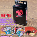 Anime FAIRY TAIL toys poker for Collection free shipping PK0015B
