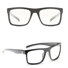 2019 Square Photochromic Sunglasses Men Polarized Driving Sun Glasses Safety Night Vision Goggles UV400
