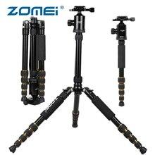 ZOMEI Z699 Travel Camera Tripod Magnesium Aluminum Alloy Monopod 360 degree Ball Head for Canon Sony DSLR Camera Accessories