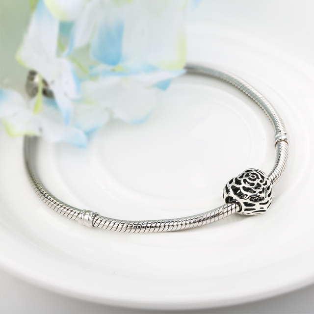 65c57b821 ... clearance new arrival fit authentic pandora bracelet sterling silver  925 original charms 2018 jewelry special flowers