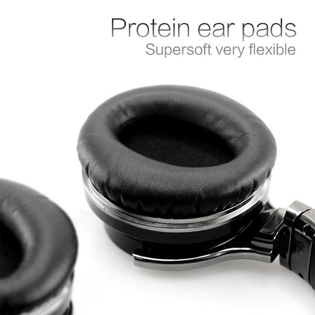 cowin E-7 bluetooth headphones wireless headset anc active noise cancelling headphone earphone over ear stereo deep bass casque