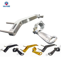 Motorcycle CNC Aluminium Steering Stabilizer Damper Mounting Bracket For Honda CBR929RR CBR 929 RR 2000 2001