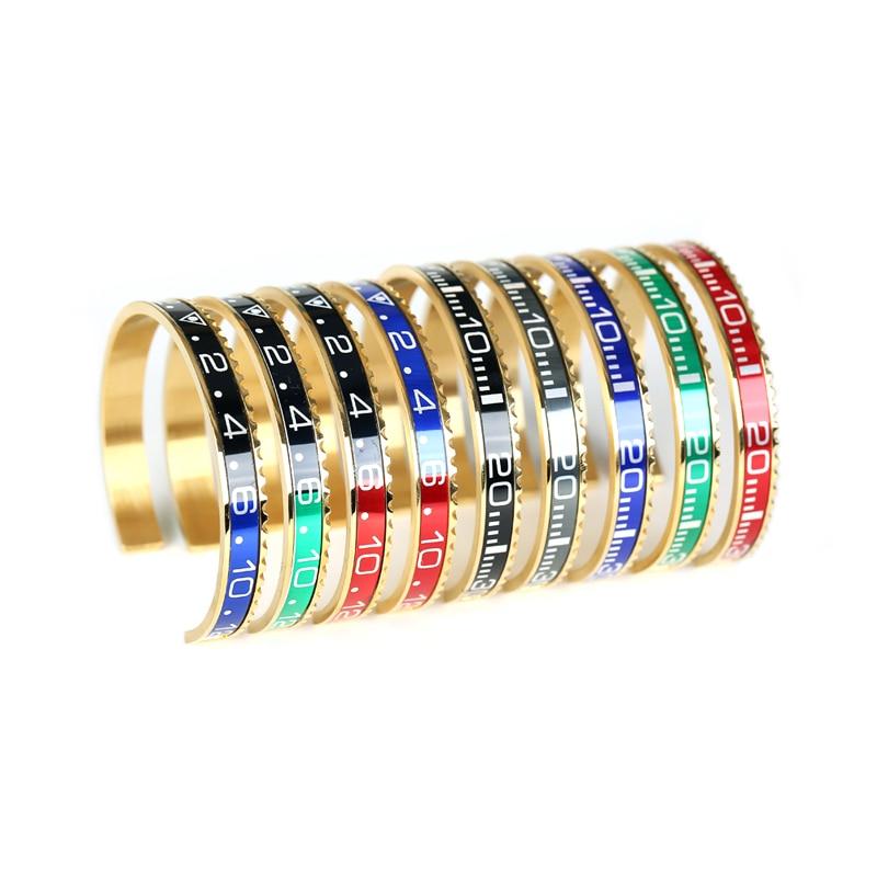 Envío gratis estilo italiano joyería de moda de acero inoxidable - Bisutería - foto 3