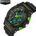 New 2016 G Fashion Men Sport Military Waterproot Watch Luxury Brand Analog Quartz digital Watch Shock relogio masculino