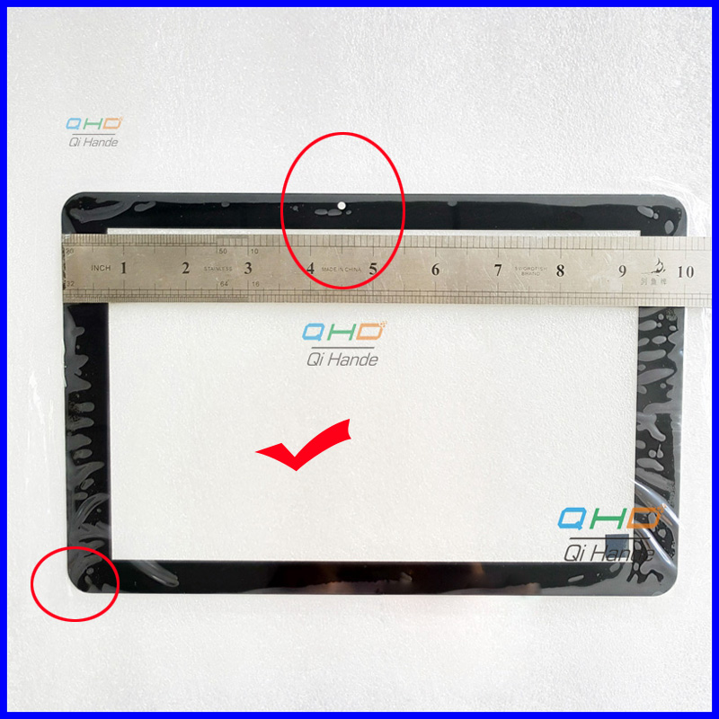 Black High Quality New For PocketBook SurfPad 3 10.1 Touch Screen Digitizer Glass Sensor Replacement Parts Free Shipping 7inch lcd screen display for pocketbook surfpad 2 tablet replacement free shipping page 3