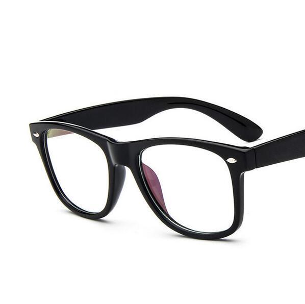 f185b8c6f2 Fashion Brand Designer Classic Eyeglasses Women Men Optical Frame Glasses  Vintage Myopia Frames Eyewear Oculos de grau
