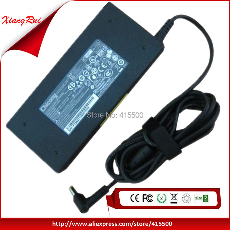 Free Shipping 120W 19V 6.32A Original Laptop Charger For ...