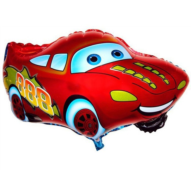 Cartoon Car Balloon