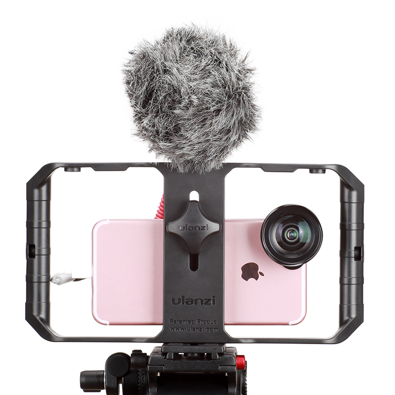 Smartphone Video Rig Stabilizer 33