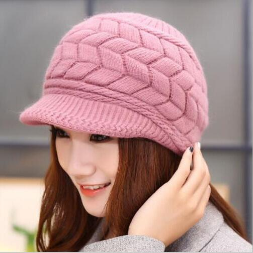 Accessories Special Section Winter Baby New Knitted Cap Hat Fawn Pattern Yarn Crochet Kids Winter Cap Elastic Boys Girls Soft Warm Knitted Hats Orders Are Welcome.