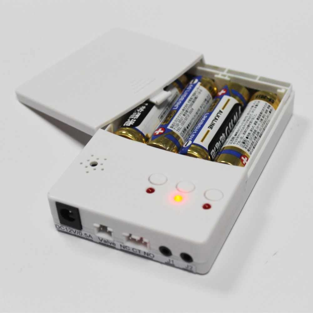 日高 WLD-807 EU 米国使用プロ 6 メートルケーブル BSP NPT バルブスマートホーム漏水検知器センサー保護 (DN15*1 個)