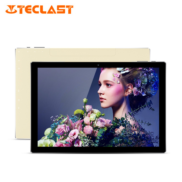 """Teclast Tbook 10 S 10.1 """"Windows 10 + Android 5.1 Intel Cherry Trail Z8350 Quad Core 4G RAM 64G ROM 1920*1200 IPS HDMI Tablet PC"""
