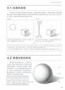 Image 2 - Livre dart, dessin, crayon chinois, livre à partir de zéro, apprentissage de base, croquis de techniques de dessin