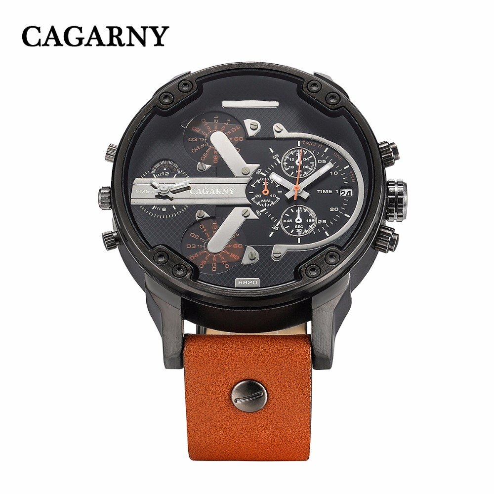 classic design dual time zones military watches for men watch drop shipping wristwatches auto date (8)