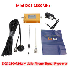Full Set GSM 4G LTE 1800 Repeater 60dB GSM 4G DCS 1800 Cellular Amplifier Mobile Signal