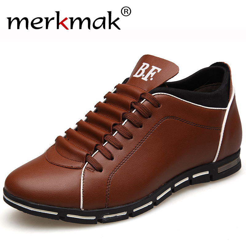 merkmak invisible height increase casual shoes high