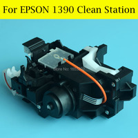1 Set Original Cap Capping Station And Pump Assembly For EPSON 1390 Print Head
