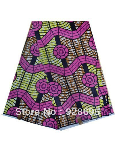 new design Free shipping african ankara cloth wax,wholesale african wax print fabric for party