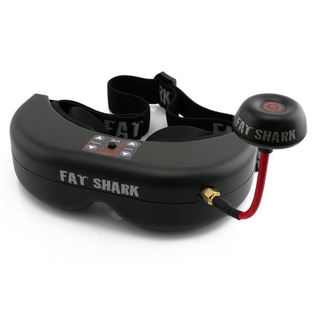 FatShark V5 FPV Goggles 5.8G 7CH Video Headset
