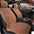 Плюшевые Крышка сиденье автомобиля для Toyota Corolla Camry Rav4 Auris Prius Avensis Yalis 2014 автомобиля наклейку автомобильные аксессуары